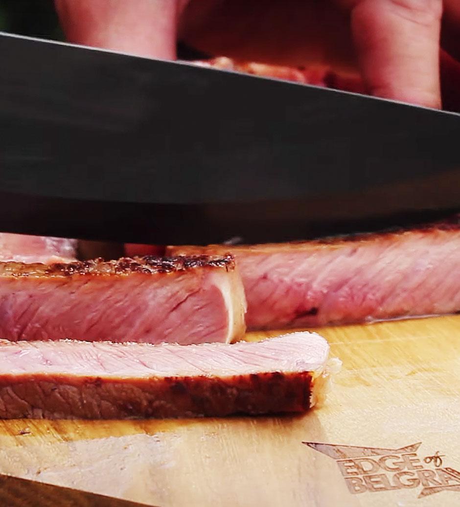 Apfel T-Bone Steak