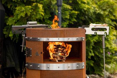 Flambiertes Whisky Steak Sandwich
