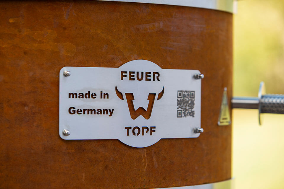 Feuertopf 740 - Made in Germany